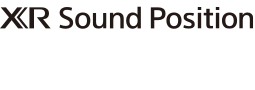 Logotipo de XR Sound Position