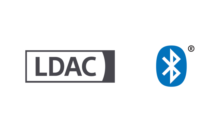 Logotipo de LDAC Bluetooth