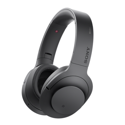 Imagen de Audífonos con noise cancelling h.ear on Wireless MDR-100ABN
