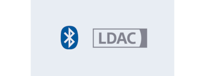 Logotipo de Bluetooth® con LDAC