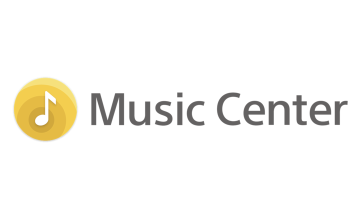 Logotipo de Sony | Music Center