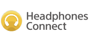 Logotipo de la aplicación Sony | Headphones Connect