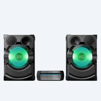 Equipos de sonido profesional minicomponentes para casa sony gt - Sistemi audio casa ...
