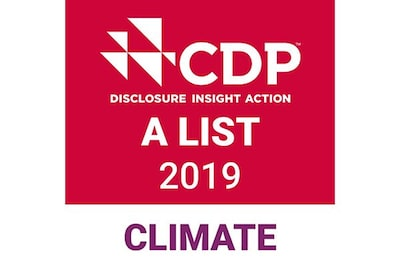 CDP DISCLOSURE INSIGHT ACTION: lista A de 2019, clima