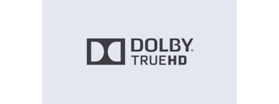 Logotipo de Dolby® True HD