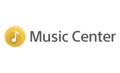 Logotipo de Sony Music Center